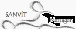Sanvit Massagen Logo